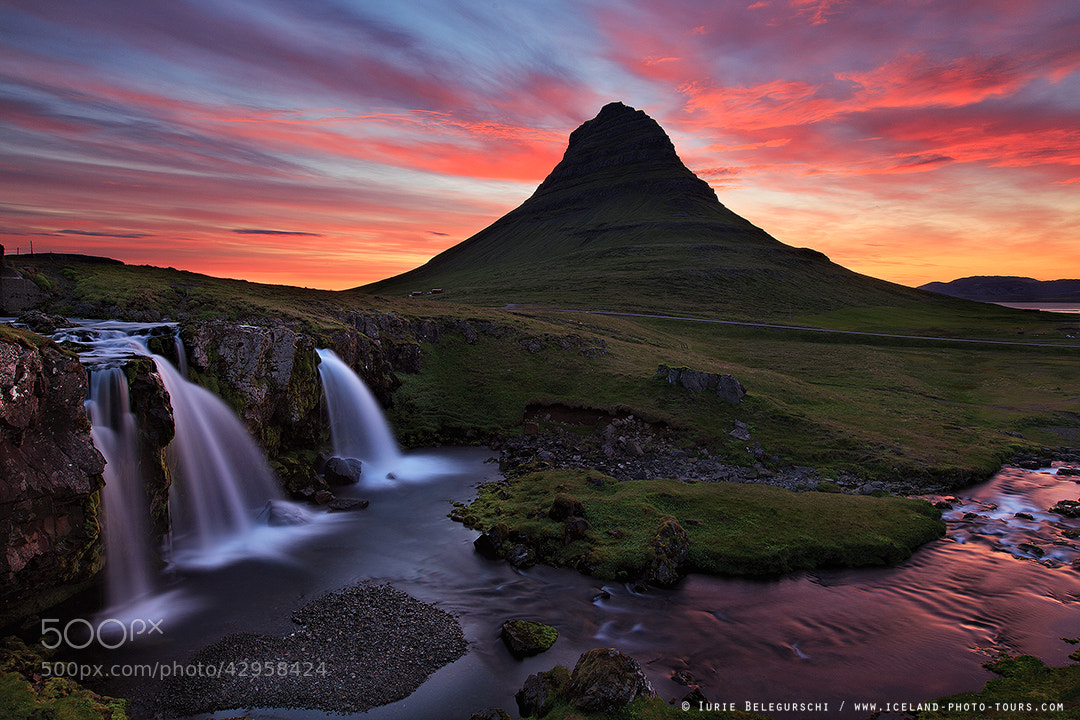 Photograph Kirkjufell Sunset ... by Iurie  Belegurschi on 500px