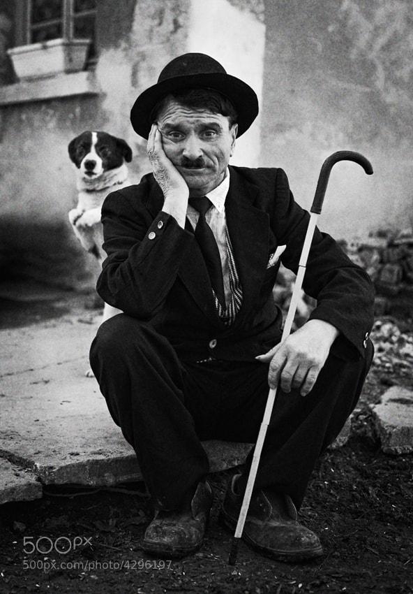 Photograph Charlie by Mladen Parvanov on 500px