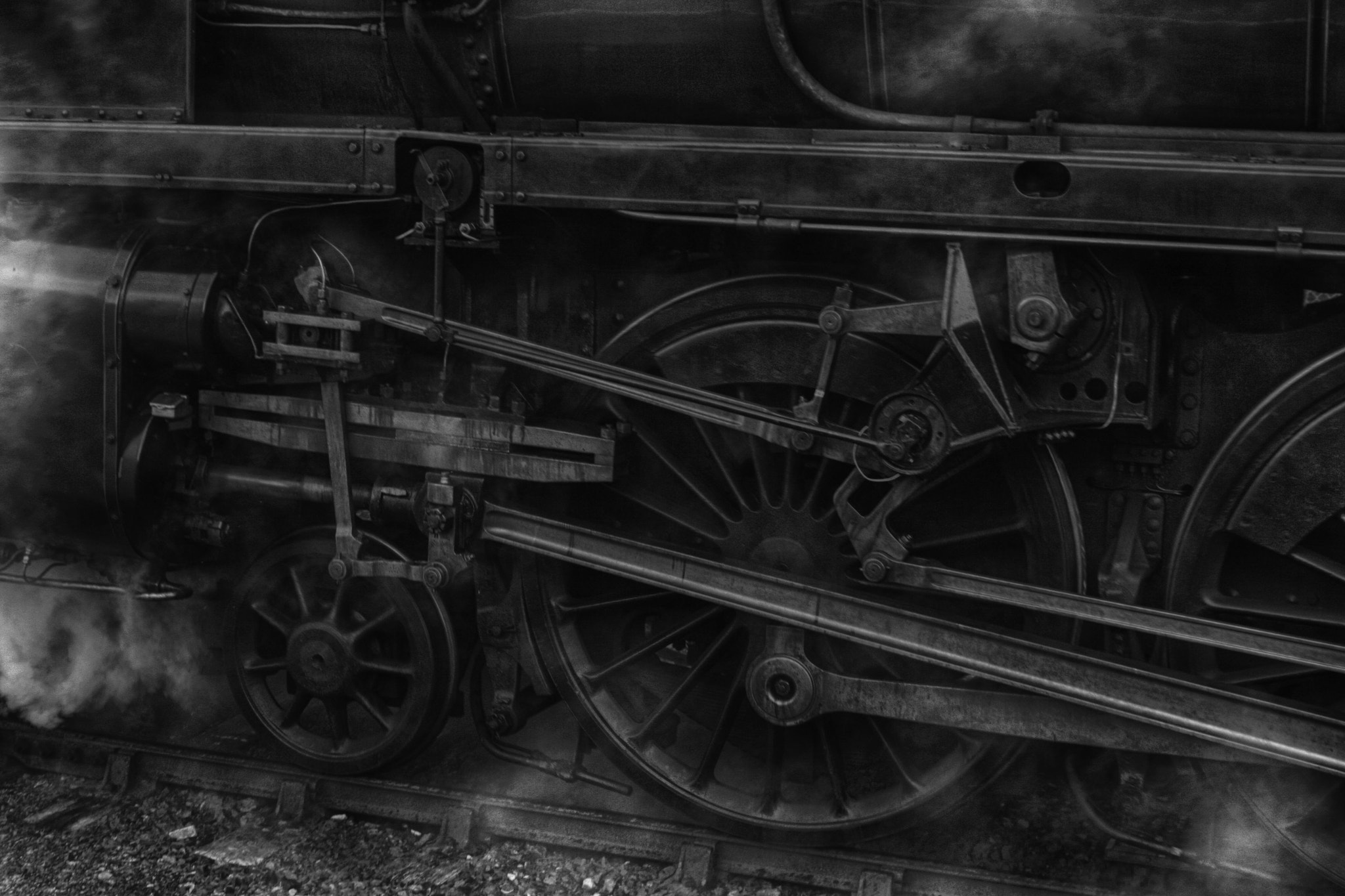 Photograph Locomotion by David Batchelor on 500px