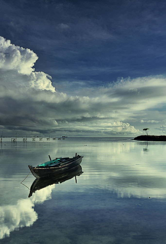 Photograph Morning Reflection by Ade Rinaldi on 500px