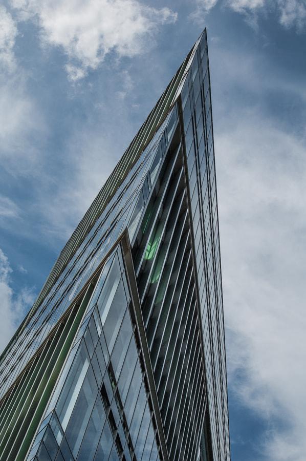 Cutting architecture