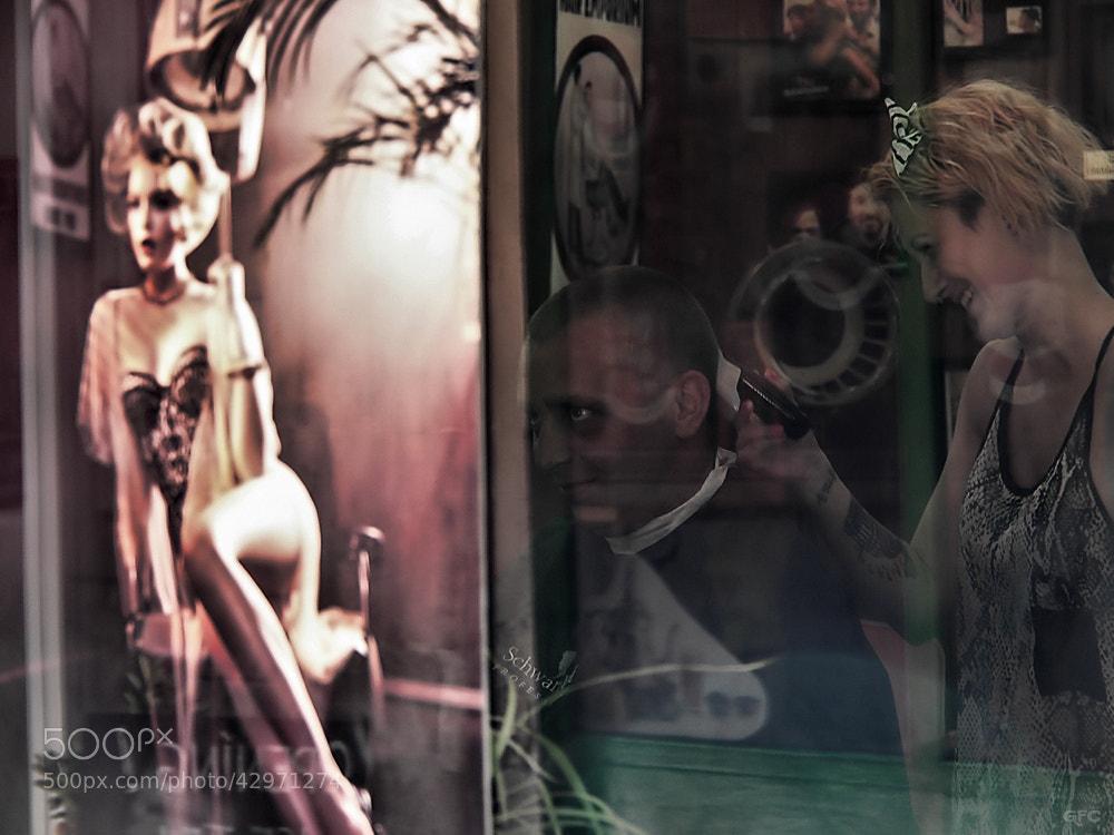 Photograph Hair Salon by Gemma  on 500px