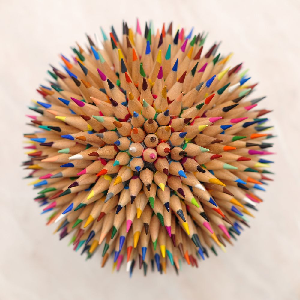 Photograph Pencil planet by Yakov Volkind on 500px