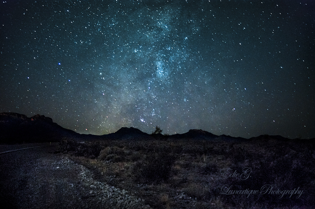 Photograph Milky Way 1 by Edie G. on 500px