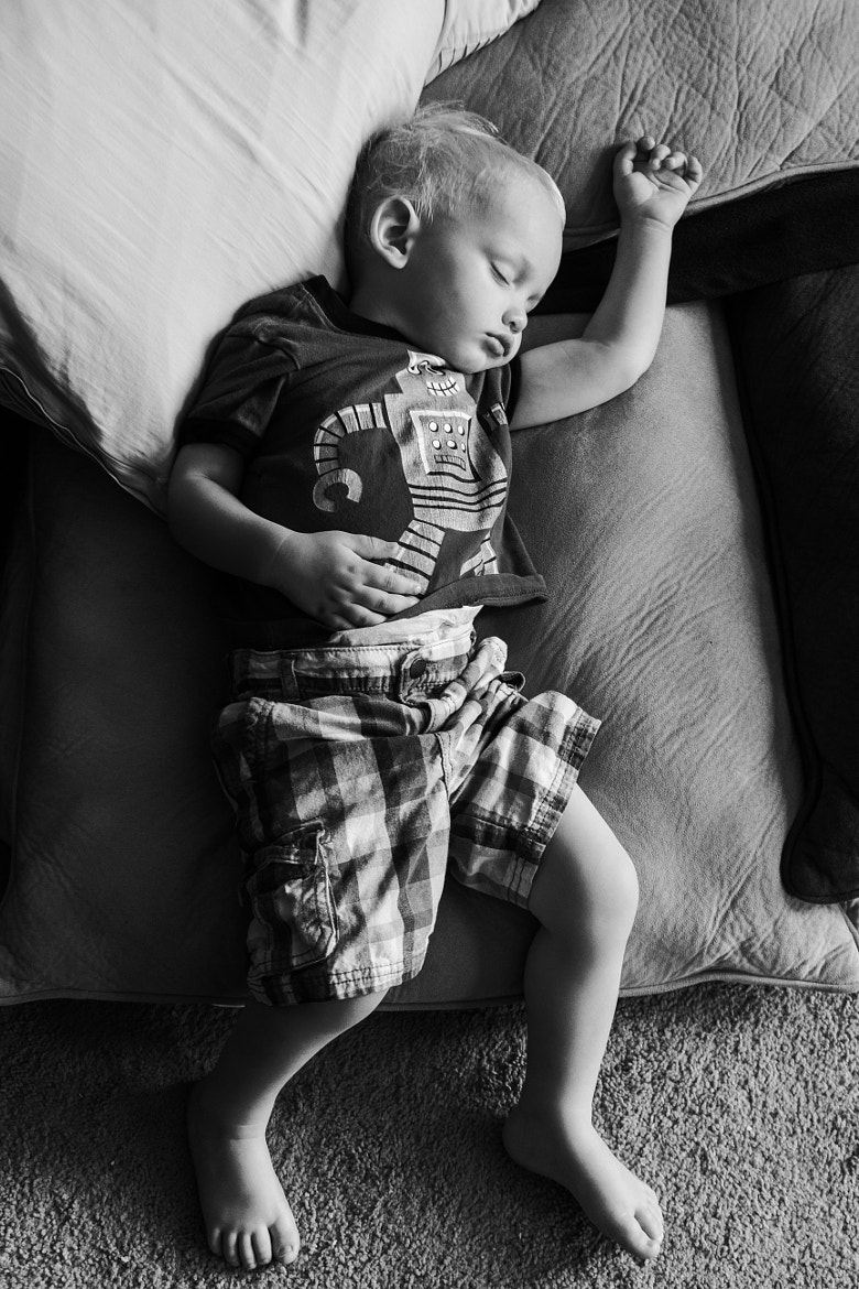 Photograph Ben Sleeping by Michael Hocter on 500px