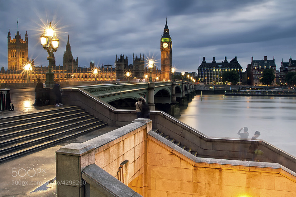 Photograph London by Basheer Sheick-Yousif on 500px