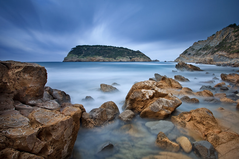 Photograph The Island by Peter Bolman on 500px