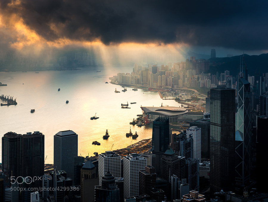 Photograph after typhoon by Coolbiere. A. on 500px