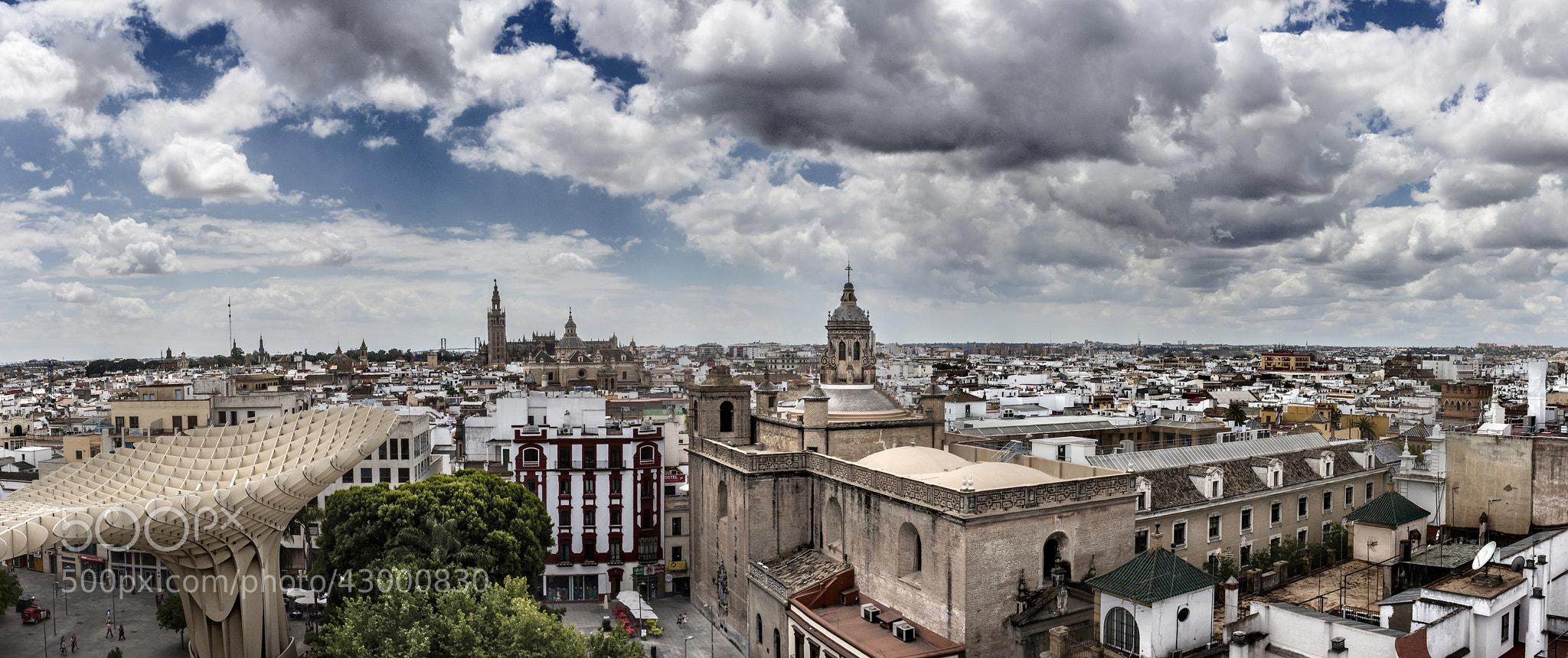 Photograph Sevilla desde Las Setas by Jesús Sánchez Ibáñez on 500px