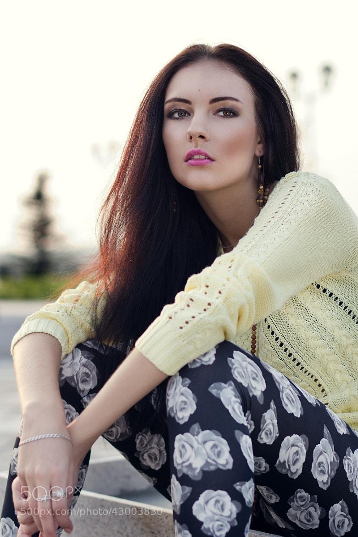 Photograph Lena by Nijaz Turdaliev on 500px
