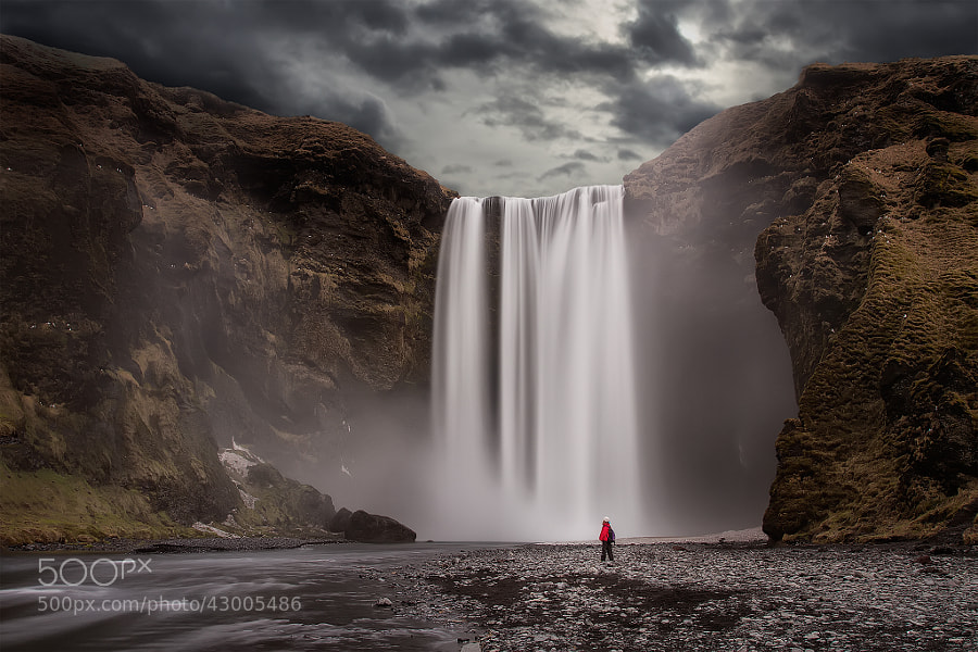 Big Waterfall by Darío Sastre on 500px.com