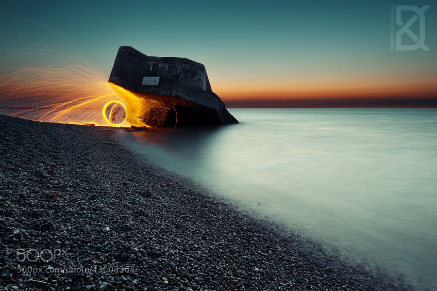 Photograph Sparks attack! by David Keochkerian on 500px