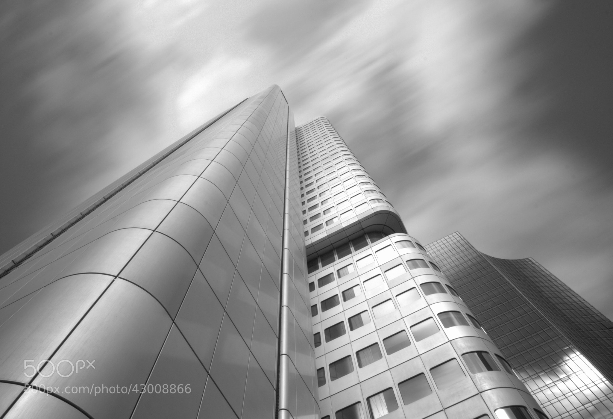 Photograph DB Tower by 304 Photography on 500px