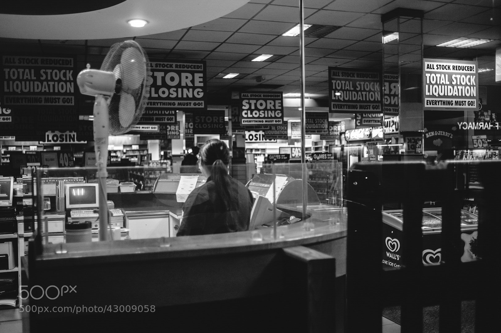 Photograph Tooting by Paul Bence on 500px
