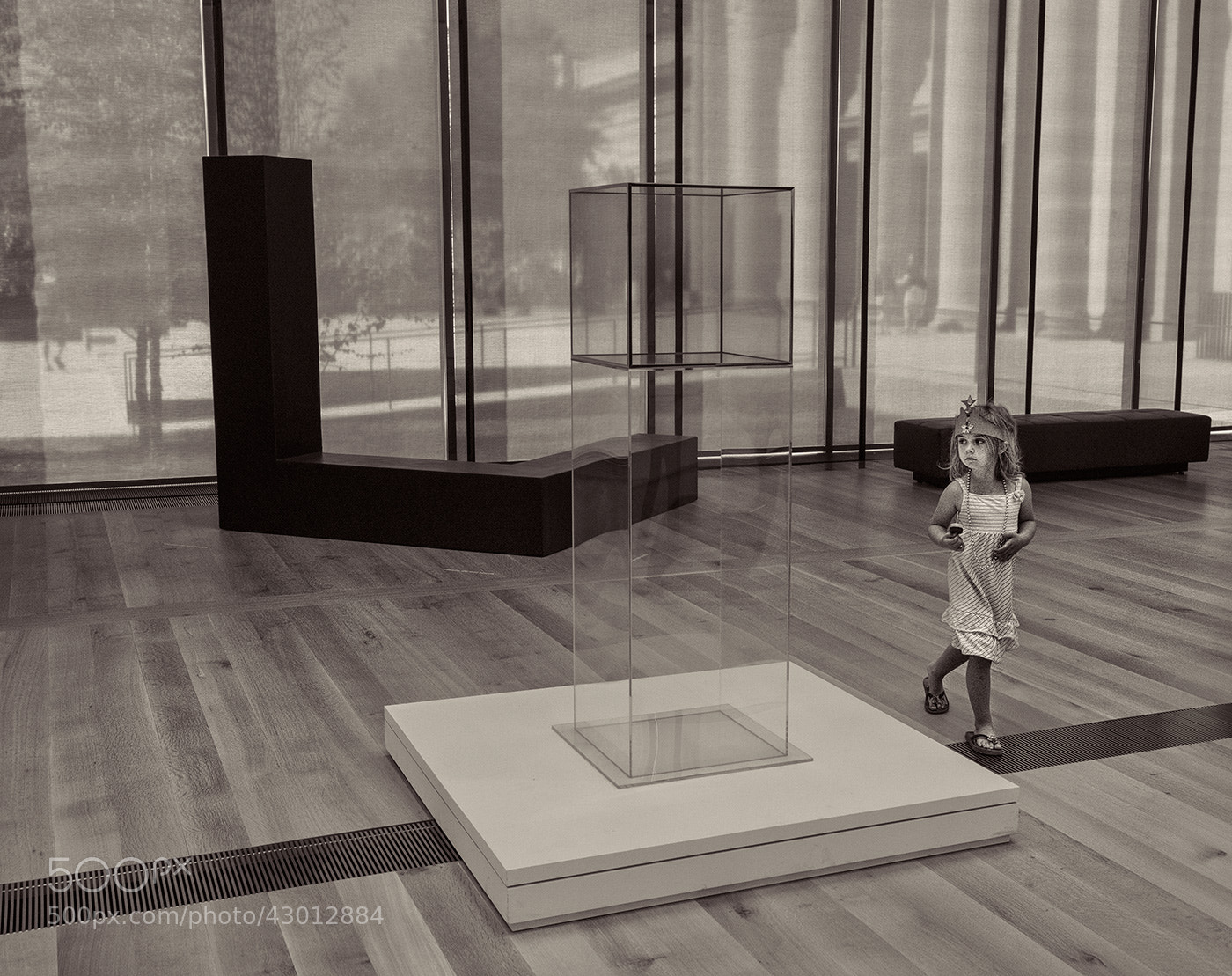 Photograph Child at Museum by Michael Richards on 500px
