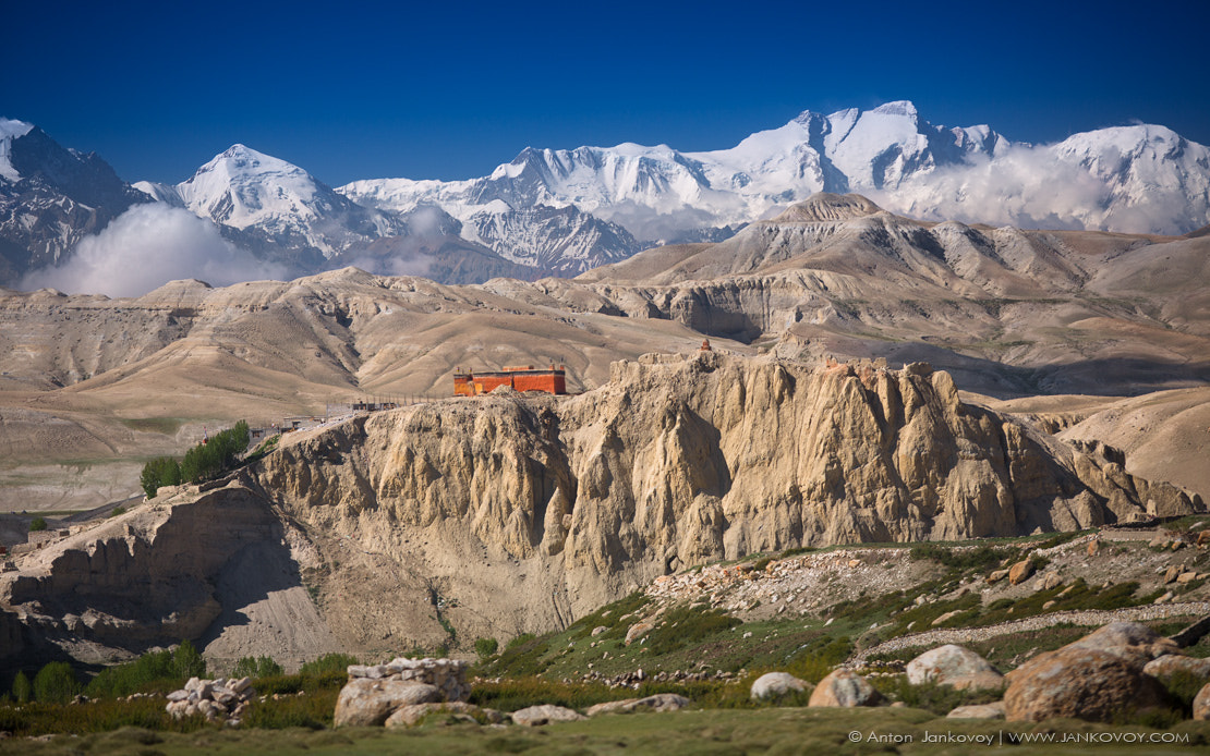 Photograph Namgyal Monastery (Upper Mustang, 3,950 m) by Anton Jankovoy on 500px