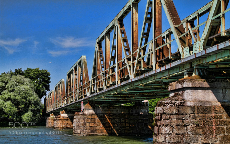 Photograph Railway bridge 2 by Šilak Dragica on 500px