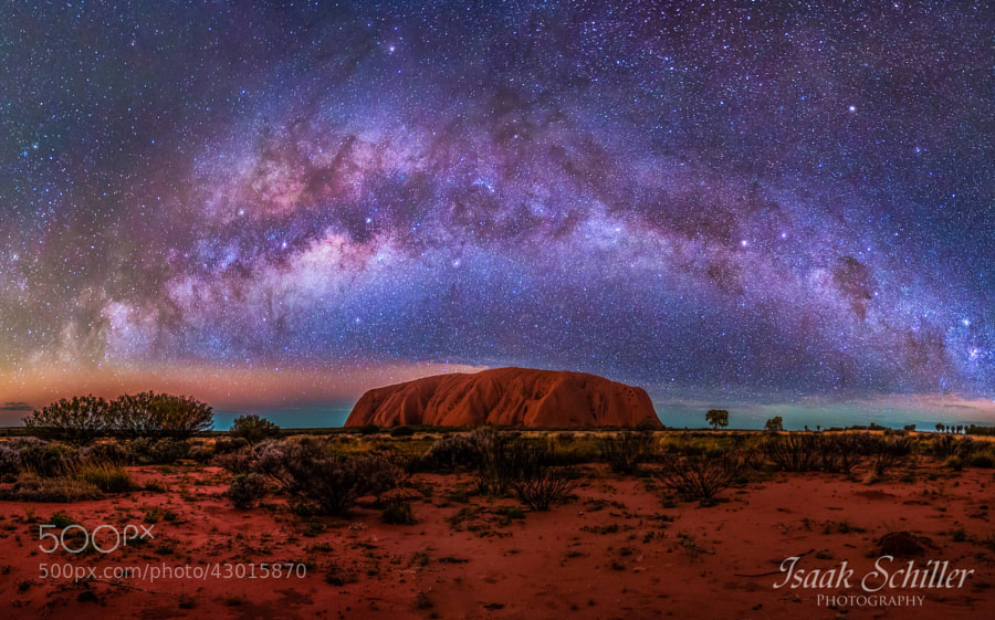Photograph Heart of Australia by Isaak  Schiller on 500px