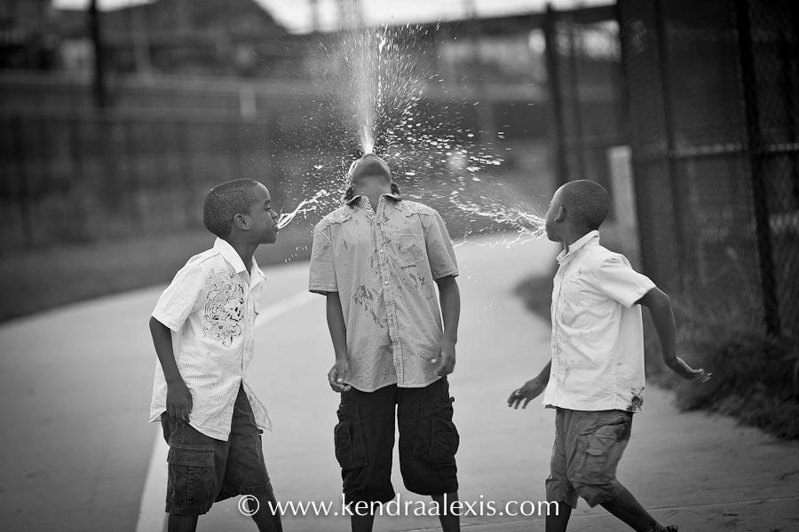 Photograph Boys will be Boys by kendra Alexis on 500px