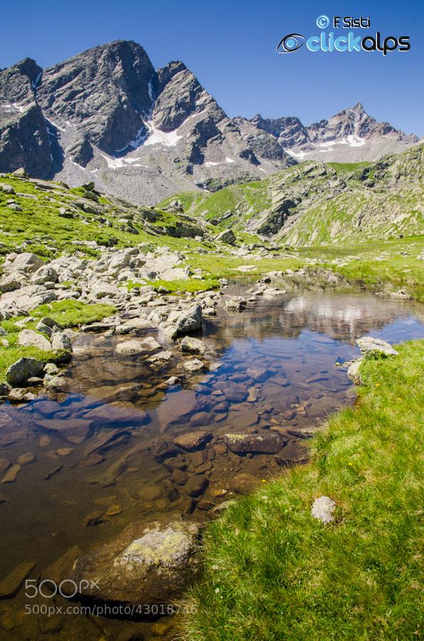 Photograph La lumière du silence (Vallone di Forzo, Valle Soana, Parco Nazionale Gran Paradiso, Piemonte) by Francesco Sisti on 500px