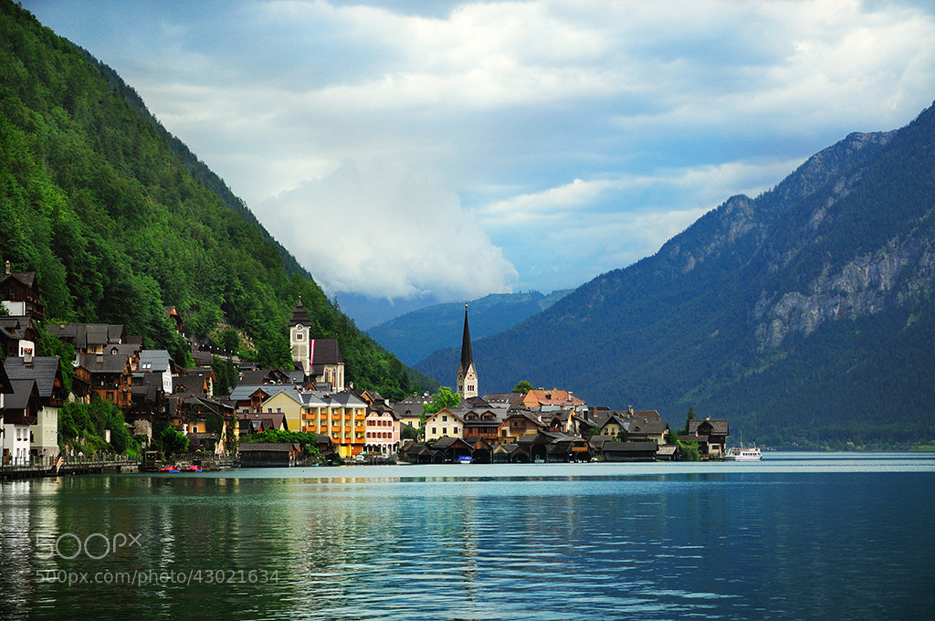 Photograph The heart of Alps by FherStudio | Fernando Hueso  on 500px