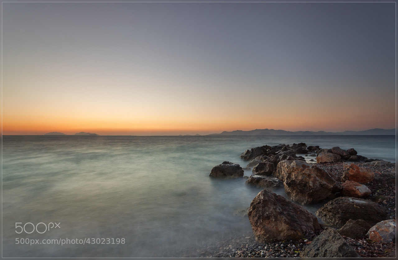 Photograph Sunset Kos by Christophe Vandeputte on 500px
