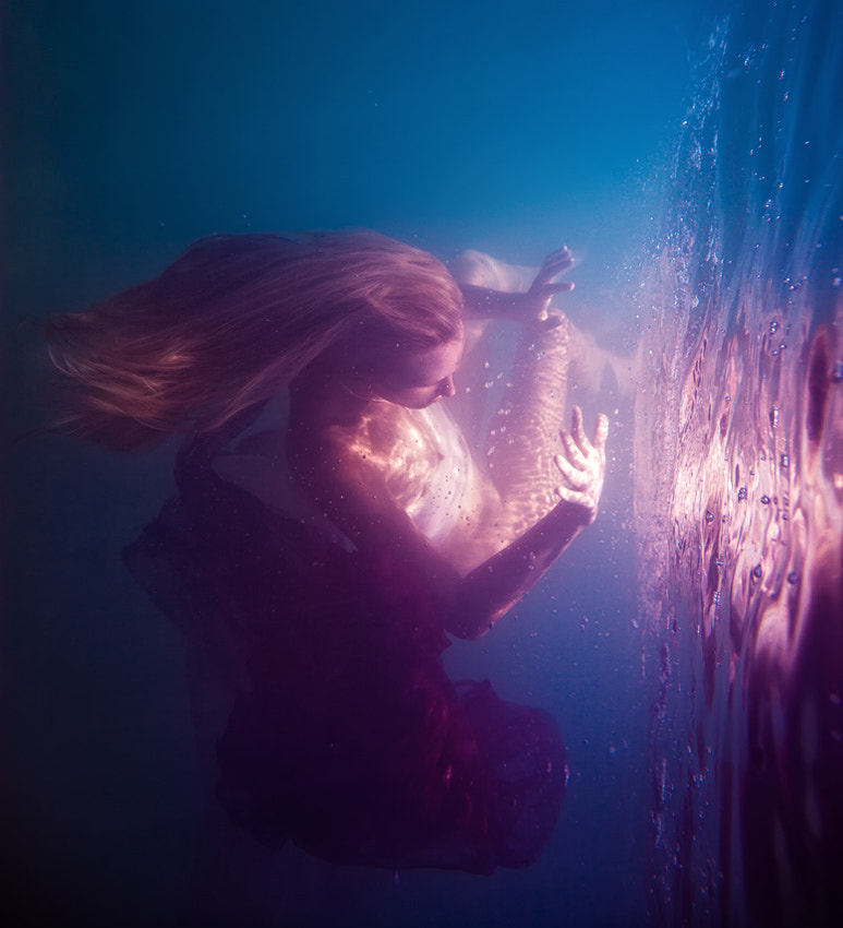 Photograph underwater magic by Dmitry Laudin on 500px