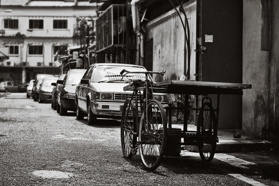 Photograph reserved parking by Edy Jamil on 500px