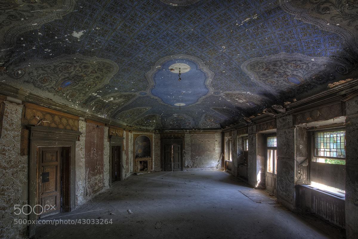Photograph Grand Azur by Niki Feijen on 500px