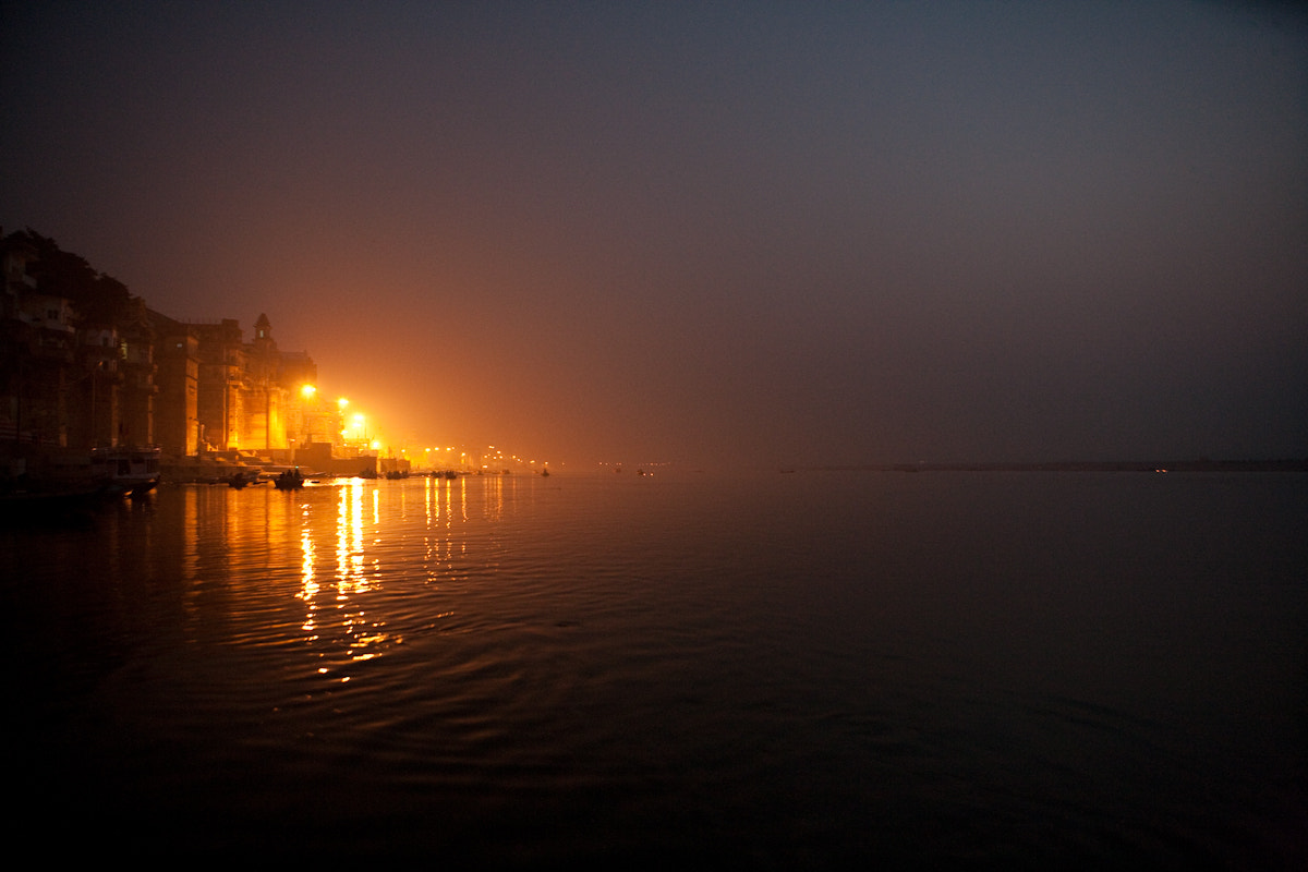 Photograph Pre-Dawn on The Ganges by Eddie McShane on 500px