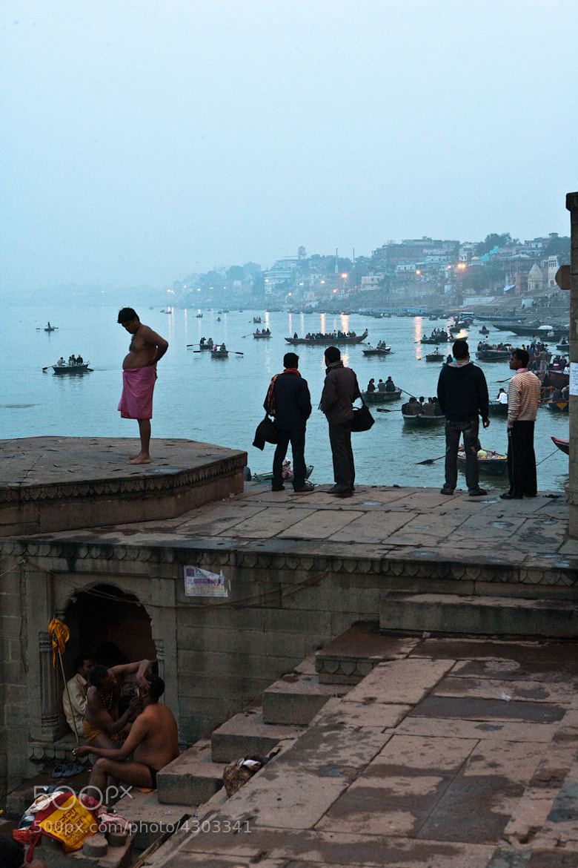 Photograph Ganges at Dawn by Eddie McShane on 500px