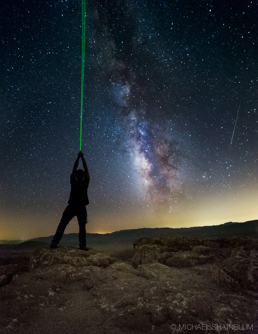 Photograph The Force Is Strong With This One by Michael Shainblum on 500px