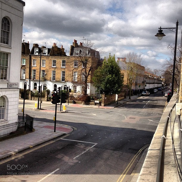 Photograph Islington  by Ed Morgan on 500px