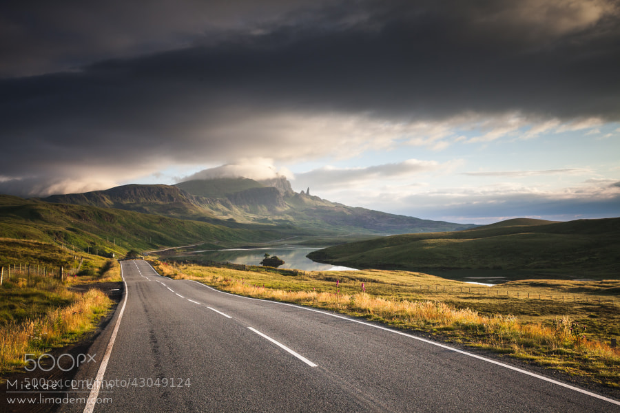 Photograph Scotland - Ile Of Skye by Mickaël LIBLIN on 500px