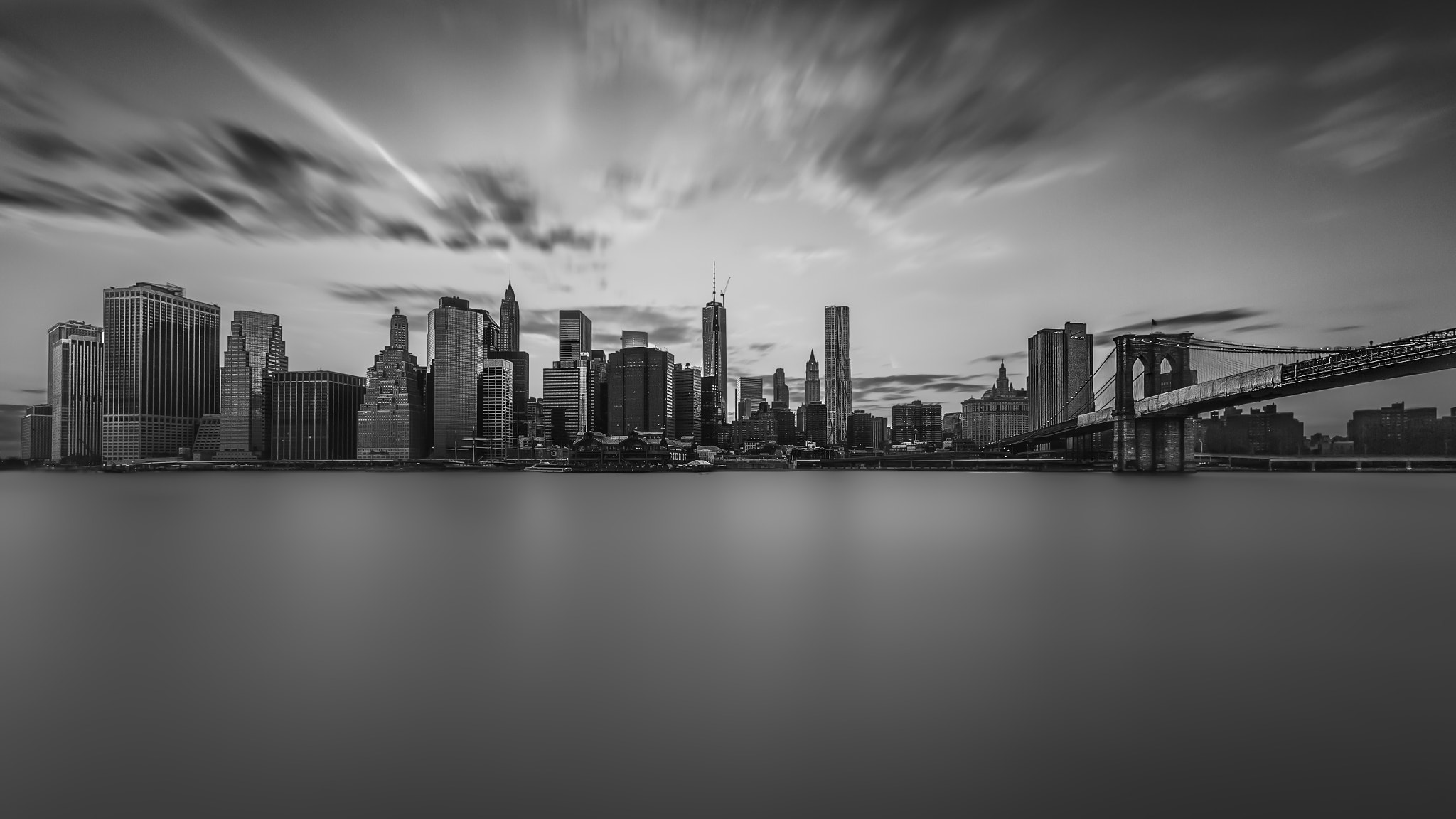 Photograph Concrete Jungle in BW by kerim Hadzi on 500px