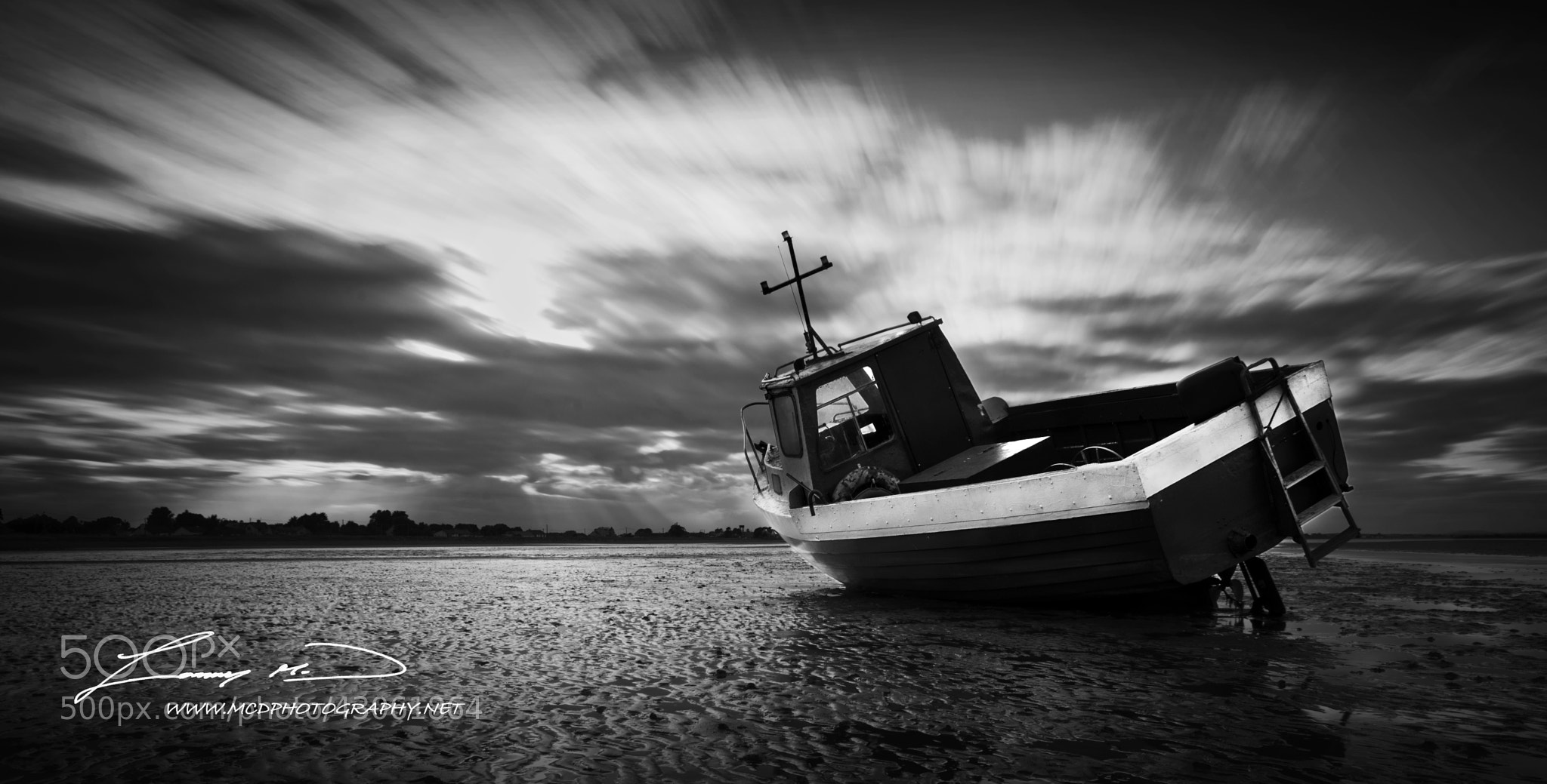Photograph Waiting for the tide. by Tommy McDermott on 500px