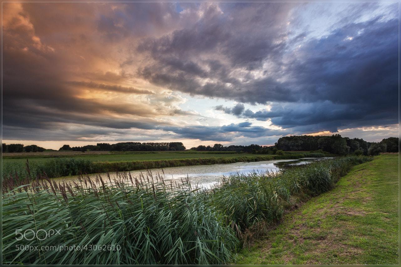 Photograph Sun & Storm by Christophe Vandeputte on 500px