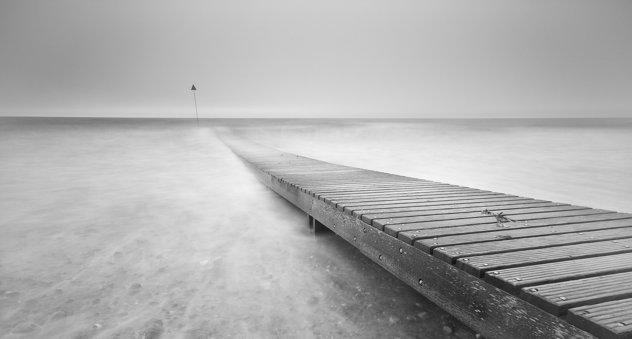 Photograph The Jetty II by Peter Henry on 500px