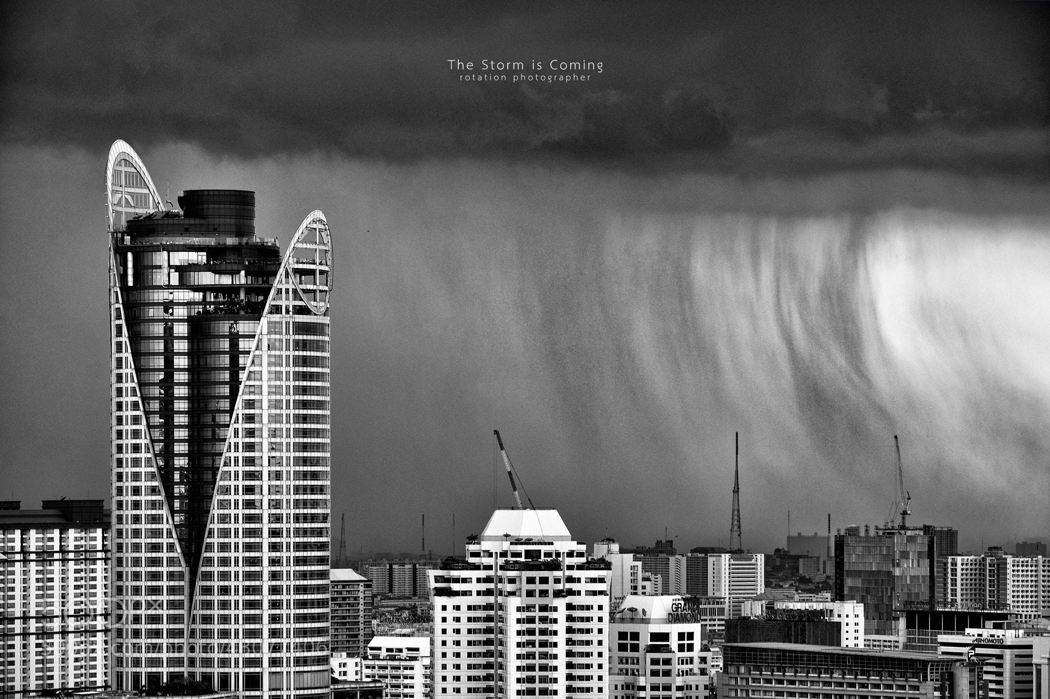 Photograph The Storm is Coming by Jirawas Teekayu on 500px