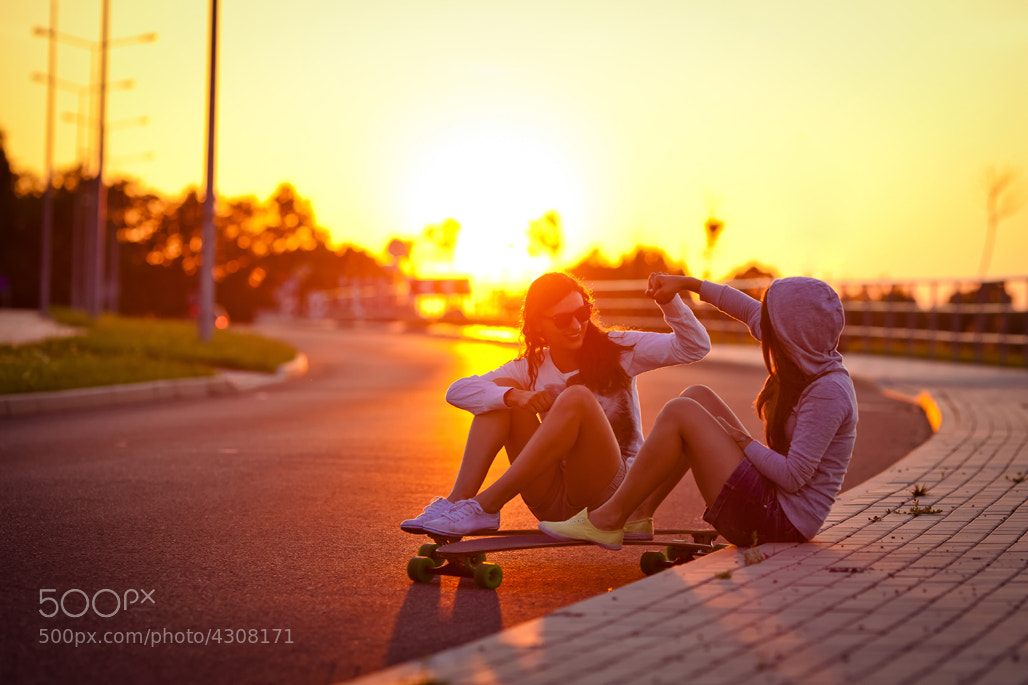 Photograph Longboard Day  by Piotr Staroń on 500px