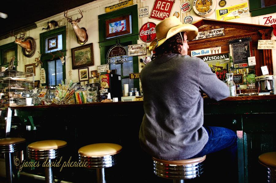 At a Texas Bar