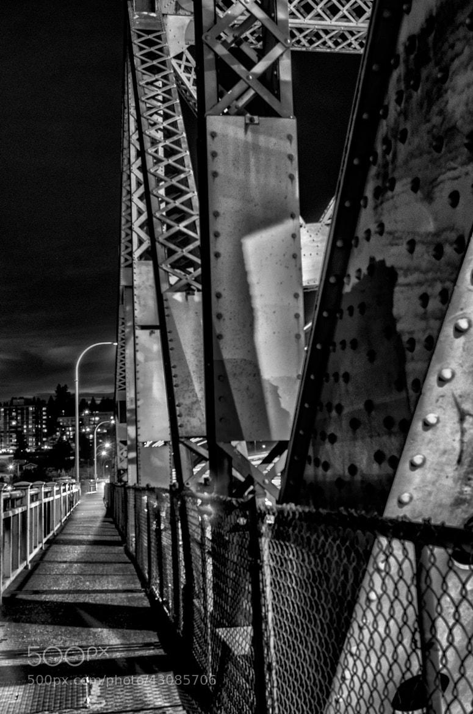 Photograph Nightwalk on Pattullo by Glenn Marcus on 500px
