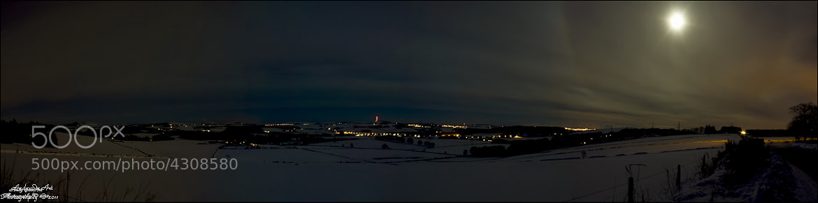 Photograph Garioch By Night by Andy Stuart on 500px