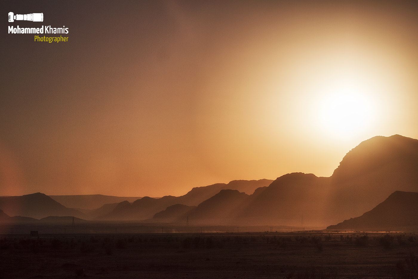 Photograph Wadi Rum by MOHAMMED KHAMIS on 500px