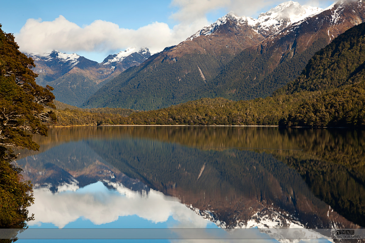 Photograph Lake Gunn, New Zealand by Tim McGuire on 500px