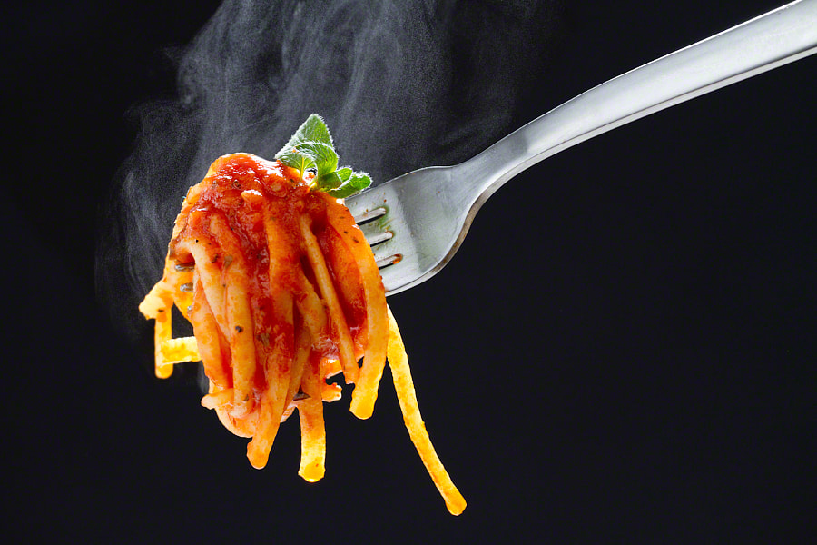 Photograph Steamy Spaghetti by Nicole S. Young on 500px