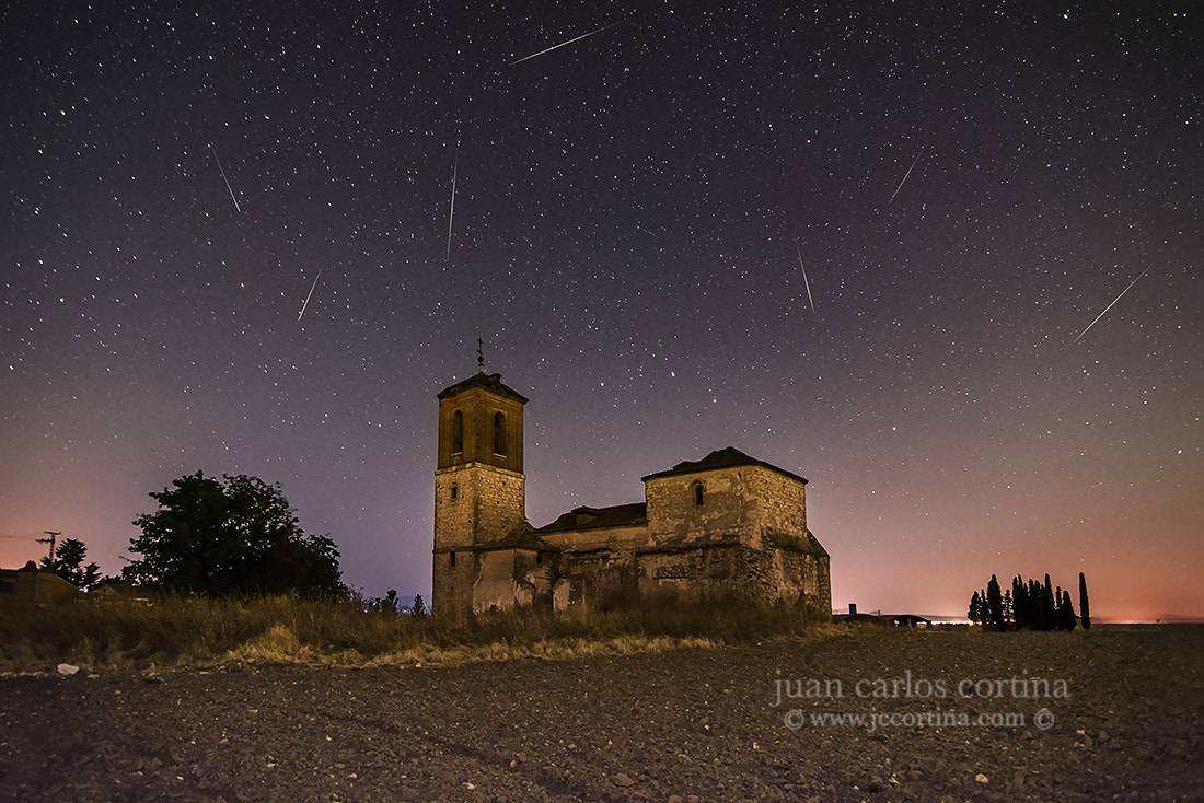 Photograph Perseidas en Castilla by Juan Carlos Cortina  on 500px