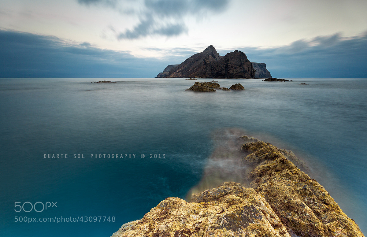 Photograph Floating Blue World by Duarte Sol on 500px