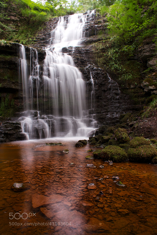 Photograph Scaleber Force Waterfall by Joel Harratt on 500px