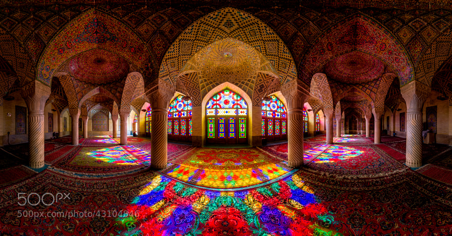 Photograph Attack of Lights by Mohammad Reza Domiri Ganji on 500px